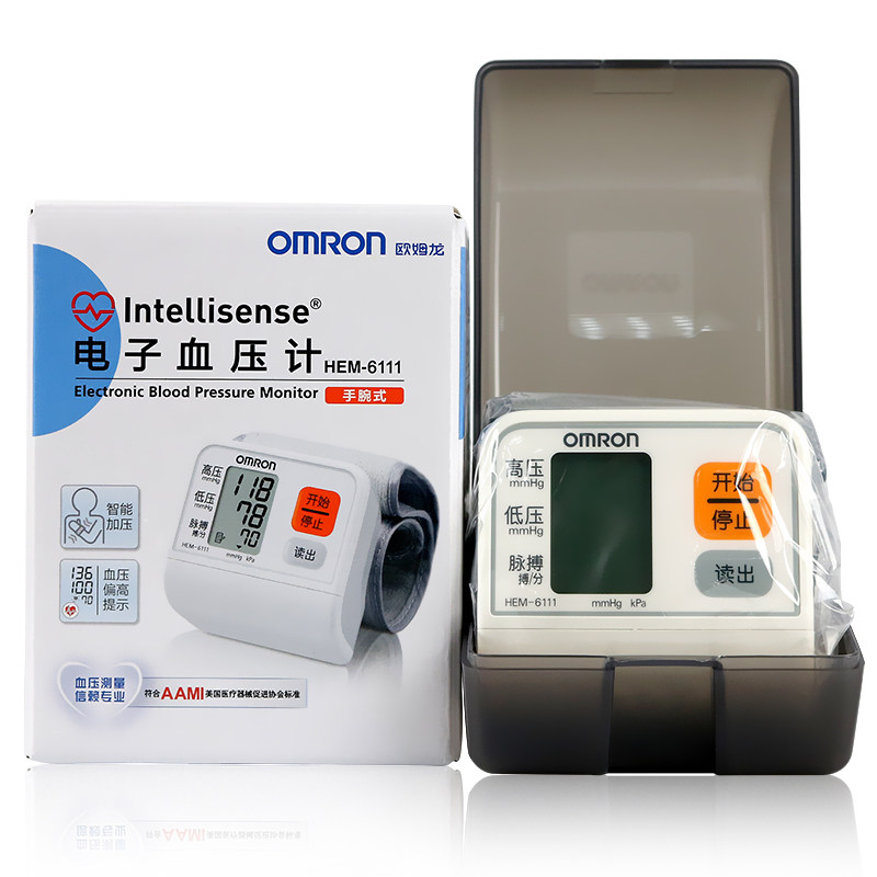 歐姆龍電子血壓計(手腕式)